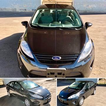 2012 Ford Fiesta for sale at Marigold Motors, LLC in Pekin IL