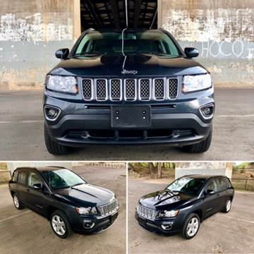 2014 Jeep Compass for sale at Marigold Motors, LLC in Pekin IL