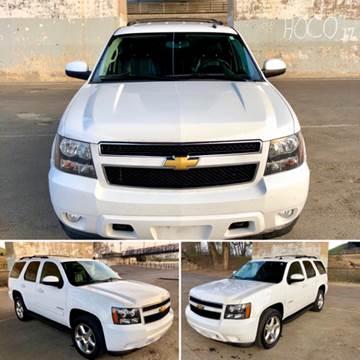 2013 Chevrolet Tahoe for sale at Marigold Motors, LLC in Pekin IL