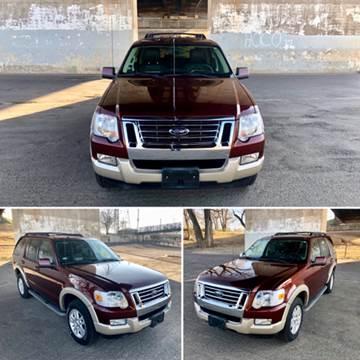 2010 Ford Explorer for sale at Marigold Motors, LLC in Pekin IL