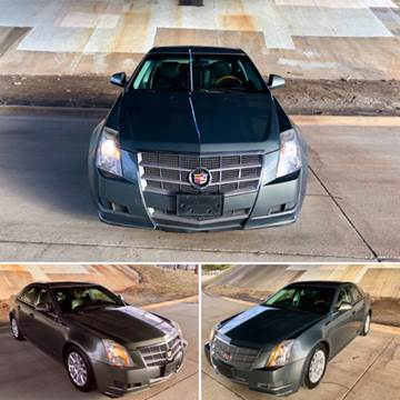 2011 Cadillac CTS for sale at Marigold Motors, LLC in Pekin IL