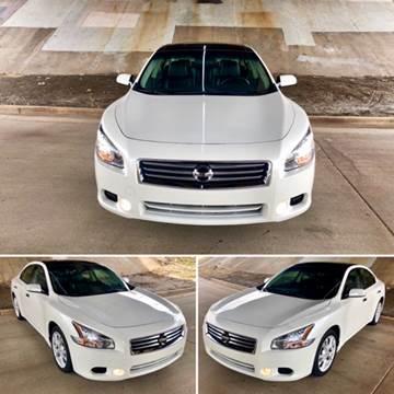 2013 Nissan Maxima for sale at Marigold Motors, LLC in Pekin IL