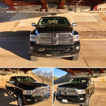 2014 RAM Ram Pickup 2500 for sale at Marigold Motors, LLC in Pekin IL