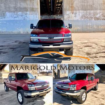 2005 Chevrolet Silverado 1500 for sale at Marigold Motors, LLC in Pekin IL