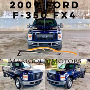 2009 Ford F-350 Super Duty for sale at Marigold Motors, LLC in Pekin IL