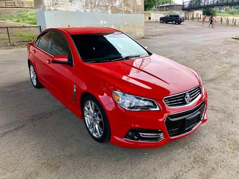 2014 Chevrolet SS for sale at Marigold Motors, LLC in Pekin IL