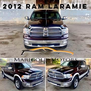 2012 RAM Ram Pickup 1500 for sale at Marigold Motors, LLC in Pekin IL