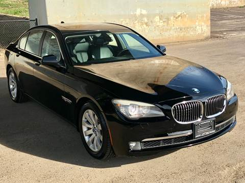 2011 BMW 7 Series for sale at Marigold Motors, LLC in Pekin IL
