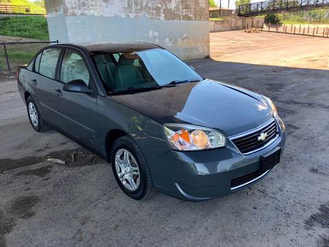 2007 Chevrolet Malibu for sale at Marigold Motors, LLC in Pekin IL