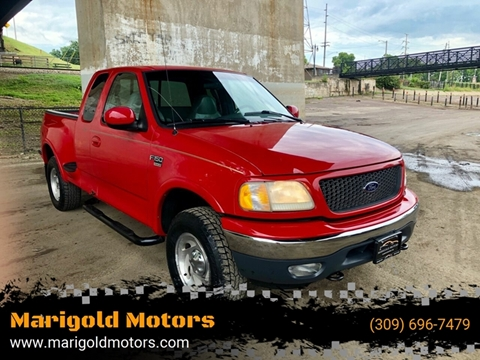 2000 Ford F-150 for sale in Pekin, IL
