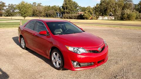 2012 Toyota Camry for sale in Hays, KS