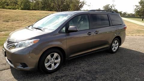 2015 Toyota Sienna for sale in Hays, KS