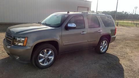2008 Chevrolet Tahoe for sale in Hays, KS
