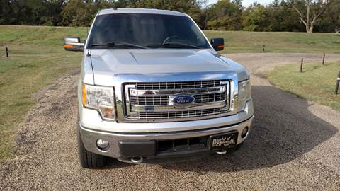 2014 Ford F-150 for sale in Hays, KS