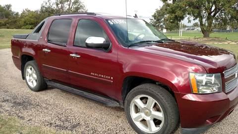 2008 Chevrolet Avalanche for sale in Hays, KS
