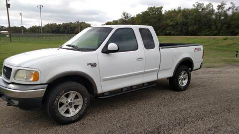 2002 Ford F-150 for sale in Hays, KS