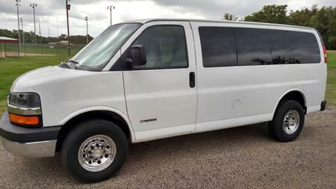 2006 Chevrolet Express Passenger for sale in Hays, KS
