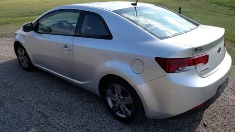 2010 Kia Forte Koup for sale in Hays, KS