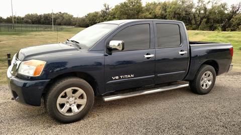 2009 Nissan Titan for sale in Hays, KS