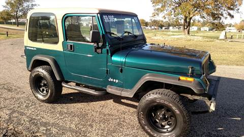 1995 Jeep Wrangler for sale in Hays, KS
