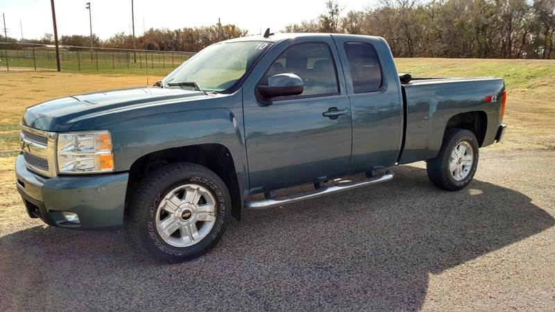Captivating 2010 Chevrolet Silverado 1500 For Sale At World Of Wheels Autoplex In Hays  KS