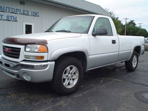 2005 GMC Sierra 1500 for sale at World of Wheels Autoplex in Hays KS