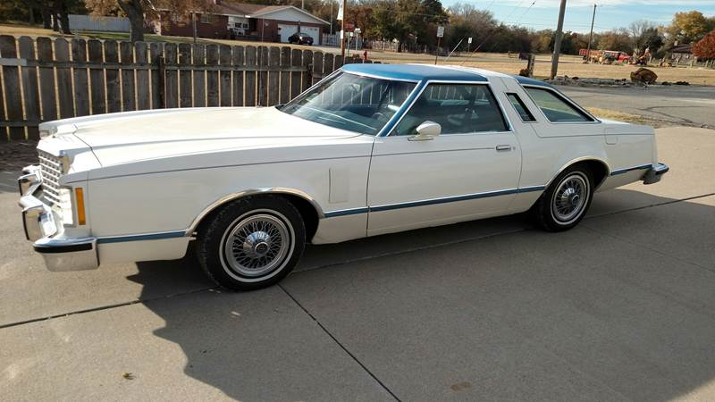 1978 Ford Thunderbird for sale at World of Wheels Autoplex in Hays KS