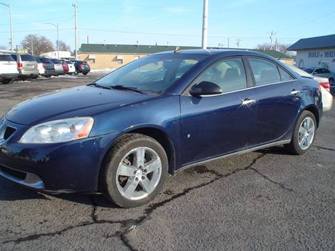2009 Pontiac G6 for sale at World of Wheels Autoplex in Hays KS