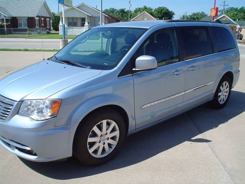 2013 Chrysler Town and Country for sale in Hays, KS