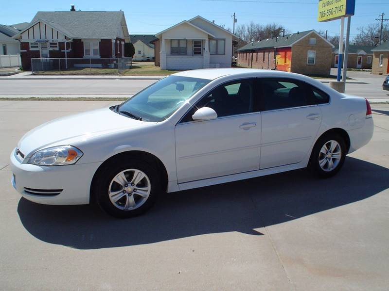 2015 Chevrolet Impala Limited for sale at World of Wheels Autoplex in Hays KS
