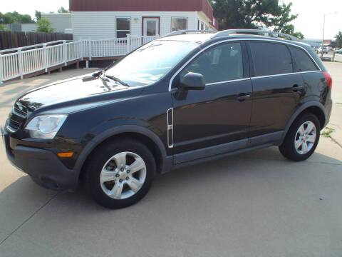 2013 Chevrolet Captiva Sport for sale at World of Wheels Autoplex in Hays KS