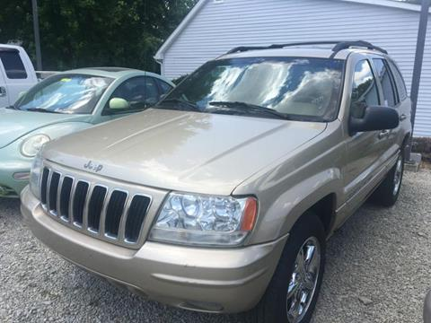 2001 Jeep Grand Cherokee for sale in Sheridan, IN