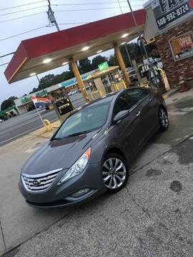 2011 Hyundai Sonata for sale in Fairhaven, MA