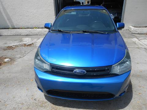 2010 Ford Focus for sale in Hollywood, FL