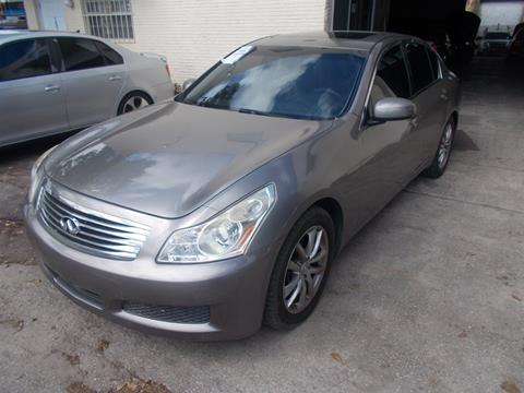 2008 Infiniti G35 for sale in Hollywood, FL
