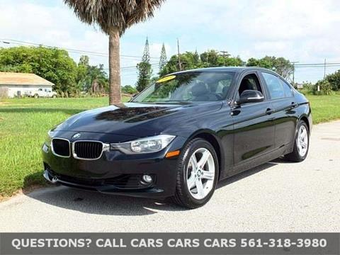 2013 BMW 3 Series for sale in Riviera Beach, FL
