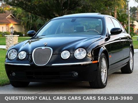 2006 Jaguar S-Type for sale in Riviera Beach FL