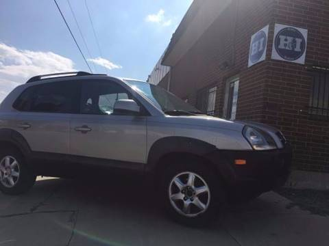2005 Hyundai Tucson for sale in Englewood, CO