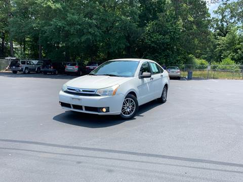2011 Ford Focus for sale in Stone Mountain, GA