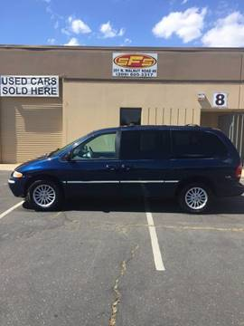 2000 Chrysler Town and Country for sale in Turlock, CA