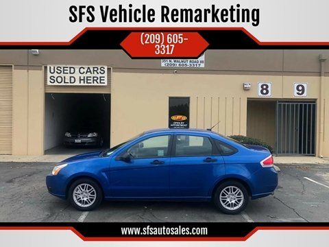 17500b513ce 2010 Ford Focus for sale in Turlock