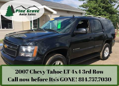 2007 Chevrolet Tahoe for sale in Russell, PA