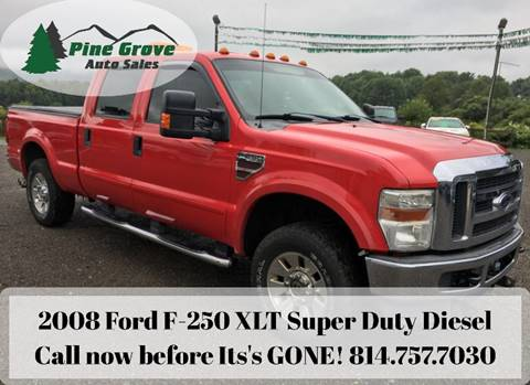 2008 Ford F-250 for sale in Russell, PA