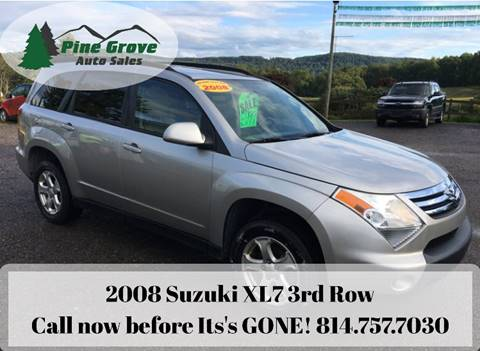 2008 Suzuki XL7 for sale in Russell, PA