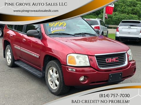 2005 GMC Envoy for sale in Russell, PA