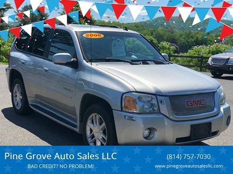 2006 GMC Envoy for sale in Russell, PA