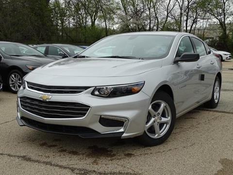 2017 Chevrolet Malibu for sale in Libertyville, IL