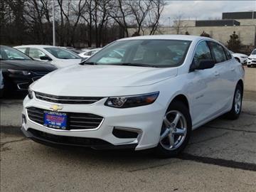 2017 Chevrolet Malibu for sale in Libertyville, IL