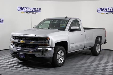 2018 Chevrolet Silverado 1500 for sale in Libertyville, IL