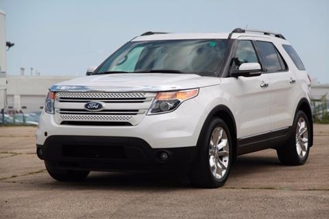 2013 Ford Explorer for sale in Libertyville, IL
